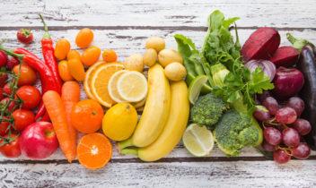 Fruit And Veggie Color List Have A Plant