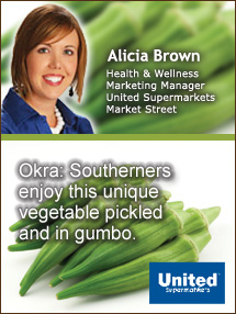 Insider's Viewpoint: Expert Supermarket Advice: Nerdy Produce. Alicia Brown, United Supermarkets / Market Street. Fruits And Veggies More Matters.org