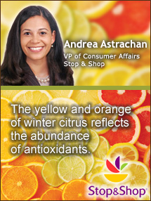 Insider's Viewpoint: A Resolution Solution, Andrea Astrachan, Stop & Shop