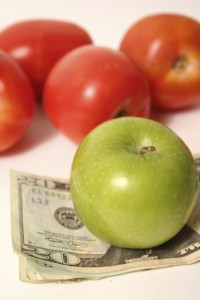 Buying healthier food may end up saving you money!