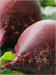 Fruit and Vegetable Database: Beets