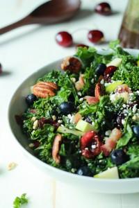 Cherry-Summer-Kale-Salad-with-Balsamic-Vinaigrette-3