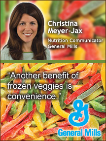Insider's Viewpoint: Christina Meyer-Jax, Nutrition Communicator, General Mills
