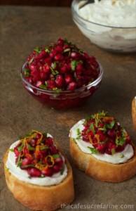 Cranberry-and-Pomegranate-Bruschetta-3