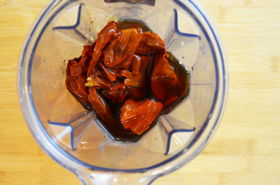 The Everyday Chef: How To Prep Chiles & Make A Mild Red Chile Sauce. Fruits And Veggies More Matters.org