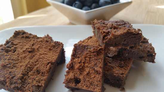 The Everyday Chef: Black Bean Brownie Bites