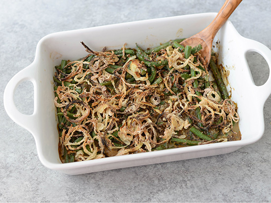 The Everyday Chef: Green Bean Casserole. Fruits And Veggies More Matters.org