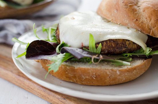 The Everyday Chef: Grill-Friendly Portobello Burgers