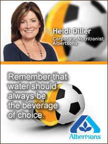 Insiders Viewpoint: Expert Supermarket Advice: Nutritious Sports Snacks for Kids. Heidi Diller, Albertson's. Fruits And Veggies More Matters.org