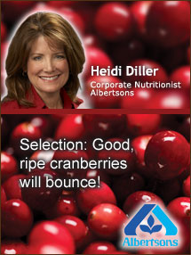 Insider's Viewpoint: Heidi Diller, Corporate Nutritionist, Albertsons