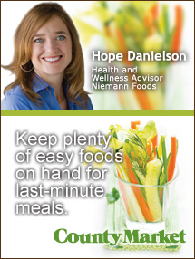 Insider's Viewpoint: Expert Supermarket Advice: Simple, Healthy Meals for Hectic Times. Hope Danielson, Niemann Foods. Fruits And Veggies More Matters.org