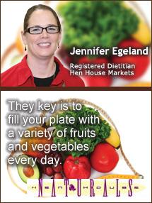 Insider's Viewpoint: Expert Supermarket Advice: Foods that Keep Your Heart Healthy, Jennifer Egeland, Hen House Markets. Fruits And Veggies More Matters.org