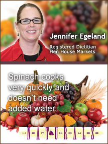 Insiders Viewpoint: Expert Supermarket Advice: It's October … Celebrate Your Fall Favorites! Jennifer Egeland, Hen House Markets. Fruits And Veggies More Matters.org