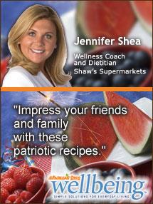 Insider's Viewpoint: Jennifer Shea, Wellness Coach and Dietitian, Shaw's Supermarkets