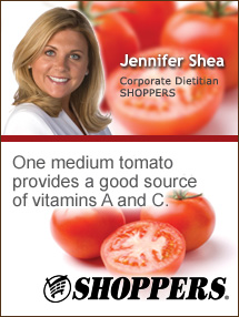Insider's Viewpoint: Expert Supermarket Advice: Savoring End-of-Summer Tomatoes. Jennifer Shea, Shoppers. Fruits And Veggies More Matters.org