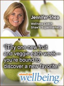 Insider's Viewpoint: Jennifer Shea, Wellness Coach, Shaw's Supermarkets