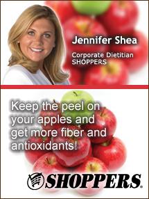 Insiders Viewpoint: Expert Supermarket Advice: Crisp Fall Apples. Jennifer Shea, SHOPPERS. Fruits And Veggies More Matters.org