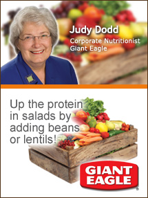 Insider's Viewpoint: Expert Supermarket Advice: Color, Variety … Flavor! Judy Dodd. Community Relations Corporate Nutritionist, Giant Eagle. Fruits And Veggies More Matters.org