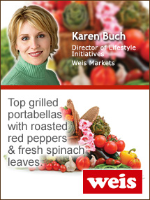 Insider's Viewpoint: Expert Supermarket Advice: The Perfect Picnic. Karen Buch, Director of Lifestyle Initiatives, Weis Markets, Inc. Fruits And Veggies More Matters.org