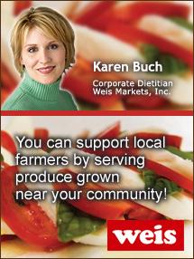 Insider's Viewpoint: Karen Buch, Corporate Dietitian, Weis Markets, Inc.