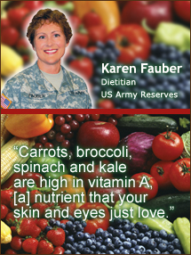 Insider's Viewpoint: Karen Fauber, Dietitian, US Army Reserves