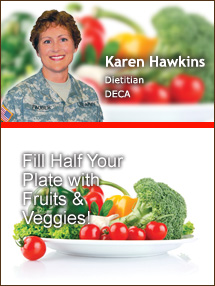 Insider's Viewpoint: Expert Supermarket Advice: Enjoy Your Food! Karen Hawkins, DECA. Fruits And Veggies More Matters.org