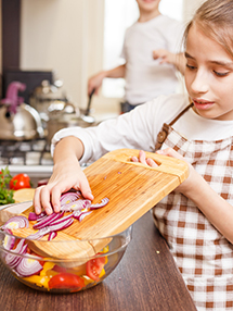 Cooking with your kids: fun recipes for kids