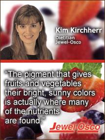 Insider's Viewpoint: Kim Kirchherr, Dietitian, Jewel-Osco