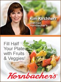 Insider's Viewpoint: Expert Supermarket Advice: The Half-Your-Plate Picnic. Kim Kirchherr, Hornbacher's. Fruits And Veggies More Matters.org