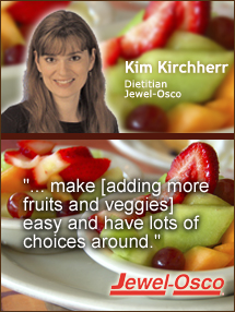 Insider's Viewpoint: Kim Kirchherr, Jewel-Osco