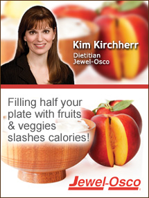 Insider's Viewpoint: Expert Supermarket Advice: If you like that dish, you'll LOVE this one! Kim Kirchherr, Jewel-Osco. Fruits And Veggies More Matters.org