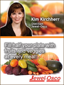 Insiders Viewpoint: Expert Supermarket Advice: Fight the Flu with Your Fork! Kim Kirchherr, Jewel-Osco. Fruits And Veggies More Matters.org
