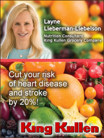 Insider's Viewpoint: Expert Supermarket Advice: Maximize the Benefit of Eating Fruits & Vegetables. Layne Lieberman-Liebelson, King Kullen Grocery Company. Fruits And Veggies More Matters.org