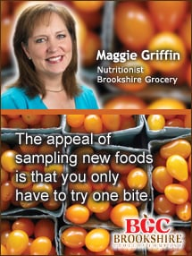 Insider's Viewpoint: Maggie Grffin, Brookshire Grocery