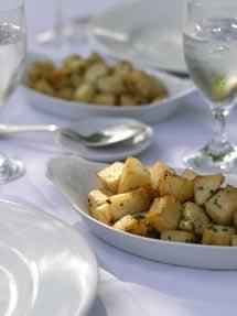 CIA Recipes: Maple-Glazed Turnips