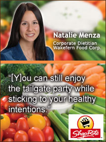 Insider's Viewpoint: Natalie Menza, Corporate Dietitian, Wakefern Food Corp.