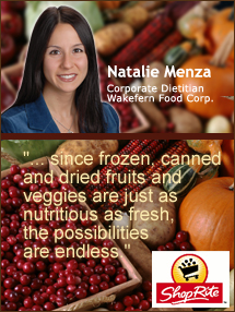 Insider's Viewpoint: Natalie Menza, Wakefern Food Corp.
