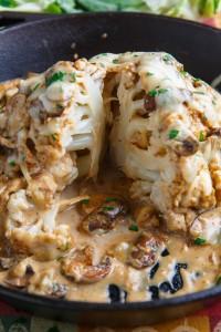 roast-head-of-cauliflower-in-creamy-mushroom-sauce-800-4491