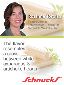 Insider's Viewpoint: Expert Supermarket Advice: Have a Heart. Rosanne Toroian, Food Editor & Information Specialist, Schnuck Markets. Fruits And Veggies More Matters.org