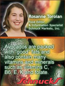 Insider's Viewpoint: Rosanne Toroian, Food Editor, Schnuck Markets