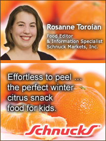 Insider's Viewpoint: Rosanne Toroian, Food Editor and Information Spet, Schnuck Markets
