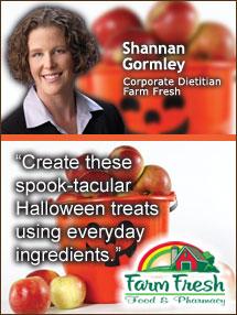 Insider's Viewpoint: Shannan Gormley, Corporate Dietitian, Farm Fresh