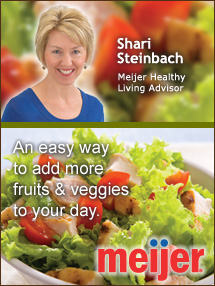 Insiders Viewpoint: Expert Supermarket Advice: Quick, Affordable Meal Solutions, Shari Steinbach, Meijer. Fruits And Veggies More Matters.org