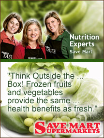 Insider's Viewpoint: Nutrition Experts, Save Mart