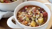 The Everyday Chef: Slow-Cooker Vegetable Minestrone