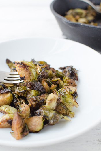 Everyday Chef: Balsamic Roasted Brussels Sprouts