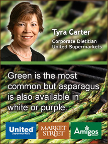 Insider's Viewpoint: Tyra Carter, United Supermarkets