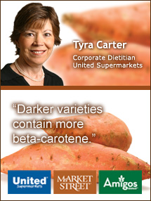 Insider's Viewpoint: Tyra Carter, Corporate Dietitian, United Superamrkets