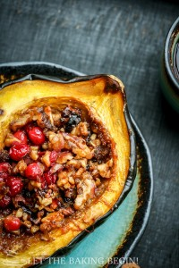 acorn-squash-with-walnuts-and-cranberry