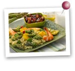 Asparagus & Quinoa Salad. Fruits And Veggies More Matters.org